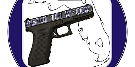 Pistol with Florida Concealed Carry License tickets