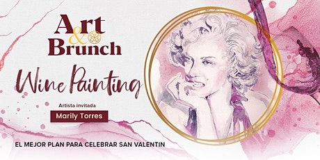 ART&BRUNCH WINE PAINTING boletos