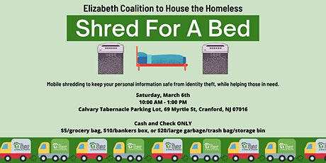 Shred For A Bed - Sponsorships tickets