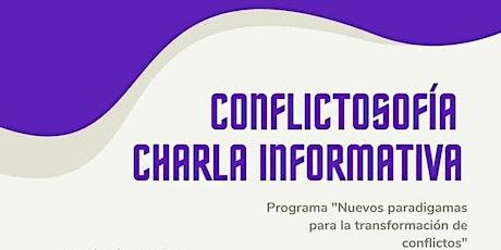 Charla Informativa 2 - Nuevos Paradigmas para Transformación de Conflictos entradas