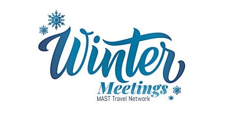 MAST Winter Meeting - Appleton, WI - Thursday, March 4, 2021 tickets