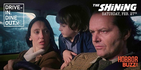 The Shining - Drive-In Dine-Out at Tustin's Mess Hall Market tickets