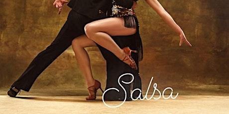 Salsa Fusion Dance Class tickets