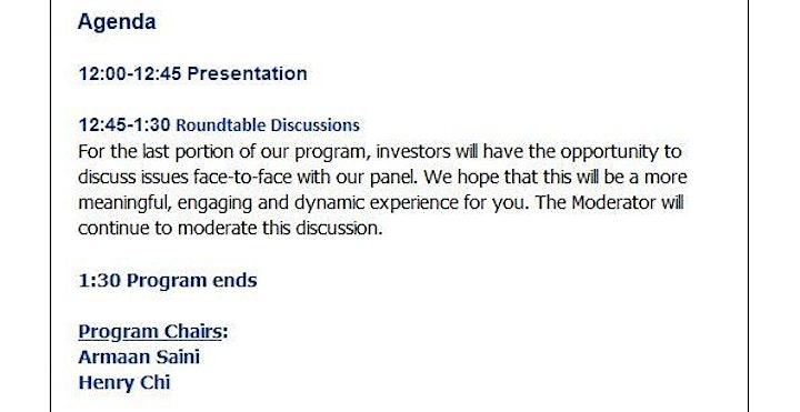 Meet LP Grady Buchanan Co-Founder NVNG Investment Advisors, LLC image