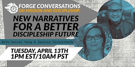 Forge Conversations on Mission & Discipleship - April 2021 tickets