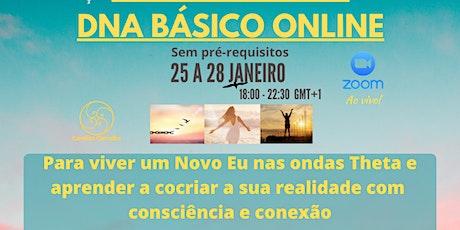 Curso ThetaHealing - DNA BÁSICO Online ingressos