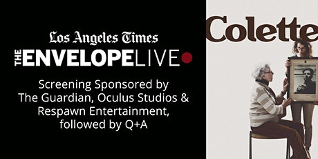 Envelope: COLETTE sponsored by The Guardian, Oculus Studios, & Respawn Ent. tickets