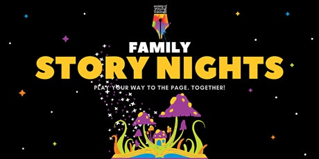 Society of Young Inklings' Family Story Night with Daria Peoples-Riley tickets
