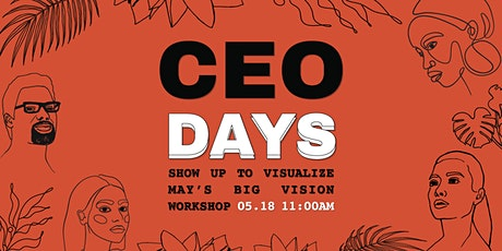 FREE CEO Days: Work on your Business' 30-Day Action Plan (May 2021) tickets