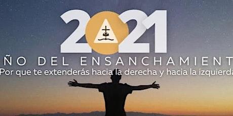 REINICIAMOS PRESENCIAL 24 ENERO tickets