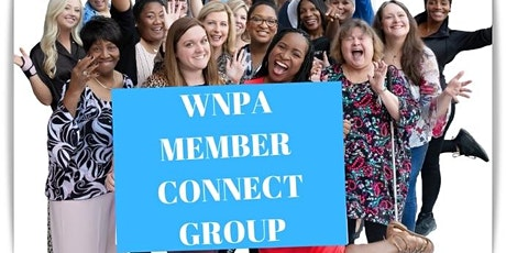 WNPA Member Connect Group  February 12,  2021 tickets