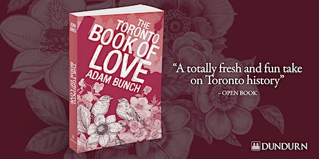 The Toronto Book of Love Launch Party! tickets