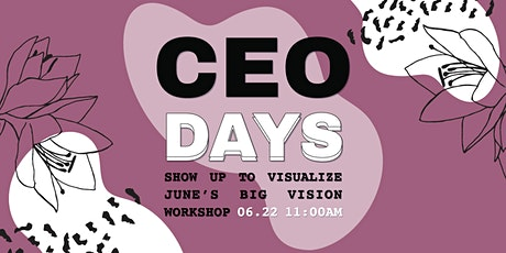 FREE CEO Days: Work on your Business' 30-Day Action Plan (June 2021) tickets