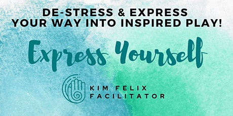 Express Yourself  FREE Community Class tickets