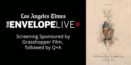 Virtual Envelope Live: VITALINA VARELA sponsored by  Grasshopper Film tickets
