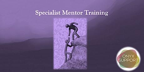 Specialist Mental Health Mentoring Training tickets