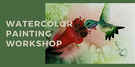 Watercolor Painting Workshop *SOLD OUT* tickets