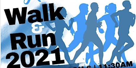 Colon Cancer Awareness Walk & Run 2021 tickets
