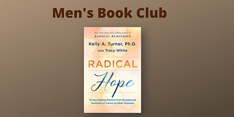 Stories That Heal Book Club: Radical Hope for Men tickets