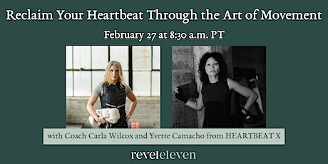 Reclaim Your Heartbeat Through the Art of Movement tickets