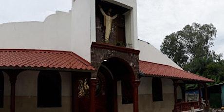Parroquia Espíritu Santo - Misa boletos