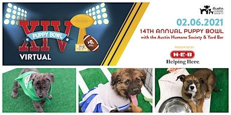 14th Annual Puppy Bowl at AHS tickets