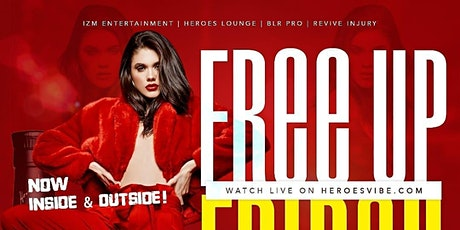 Free Up Fridays | The Friday Night Escape tickets