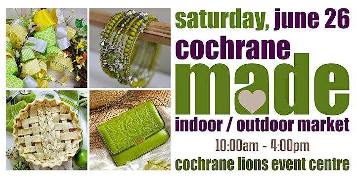 Cochrane MADE Outdoor/Indoor Market image