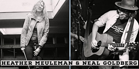 An Evening with Heather Meuleman and Neal Goldberg from The Pan Handles tickets