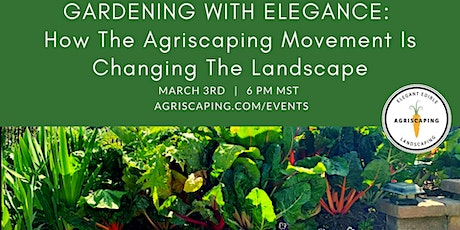 Gardening With Elegance tickets