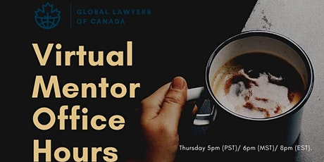 Global Lawyers of Canada: Virtual Mentor Office Hours tickets