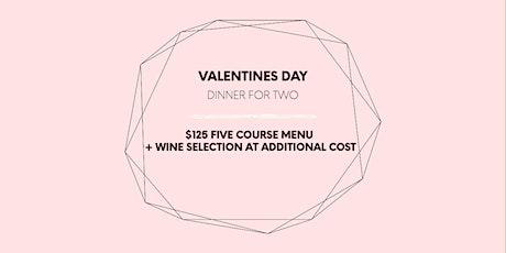 Estrellón Valentine's Weekend Dinner For Two tickets