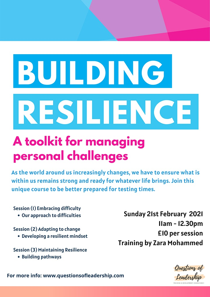 Building Resilience image