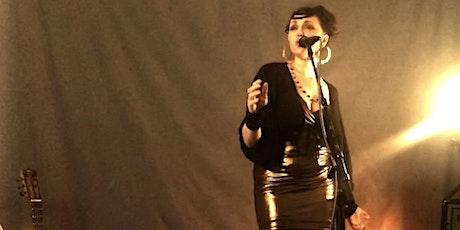 Sariyah Idan | monthly livestream concert | guest artist TBA tickets