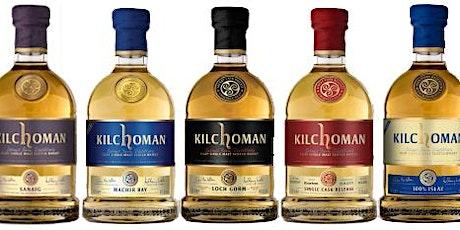 Kilchoman Virtual Taste & Learn tickets