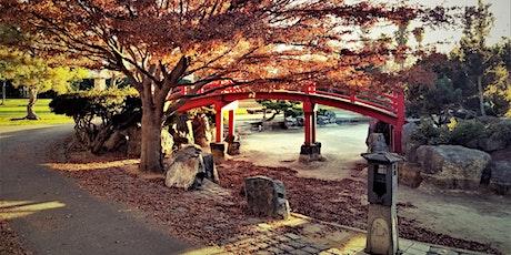Garden Cleanup in the Japanese Friendship Garden tickets