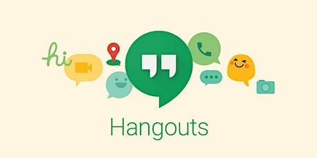 Google Apps 301: Using Google Hangouts, Meet, & Duo tickets