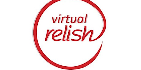 Virtual Speed Dating Brooklyn   Singles Events   Who Do You Relish? tickets