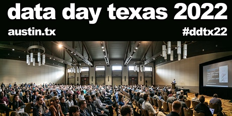 Data Day Texas 2022 tickets