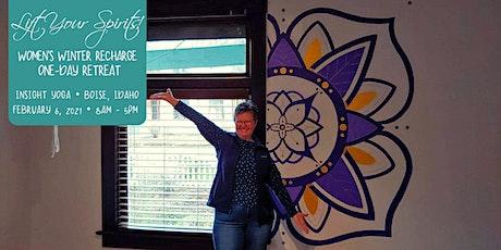 Lift Your Spirits!  Women's Winter Mountain Recharge Retreat tickets