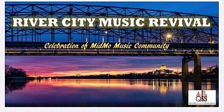 2nd Annual River City Music Revival tickets