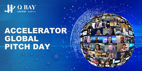Q Bay Accelerator Program Global Pitch Day tickets