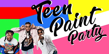 Teen  Paint Party Edition tickets