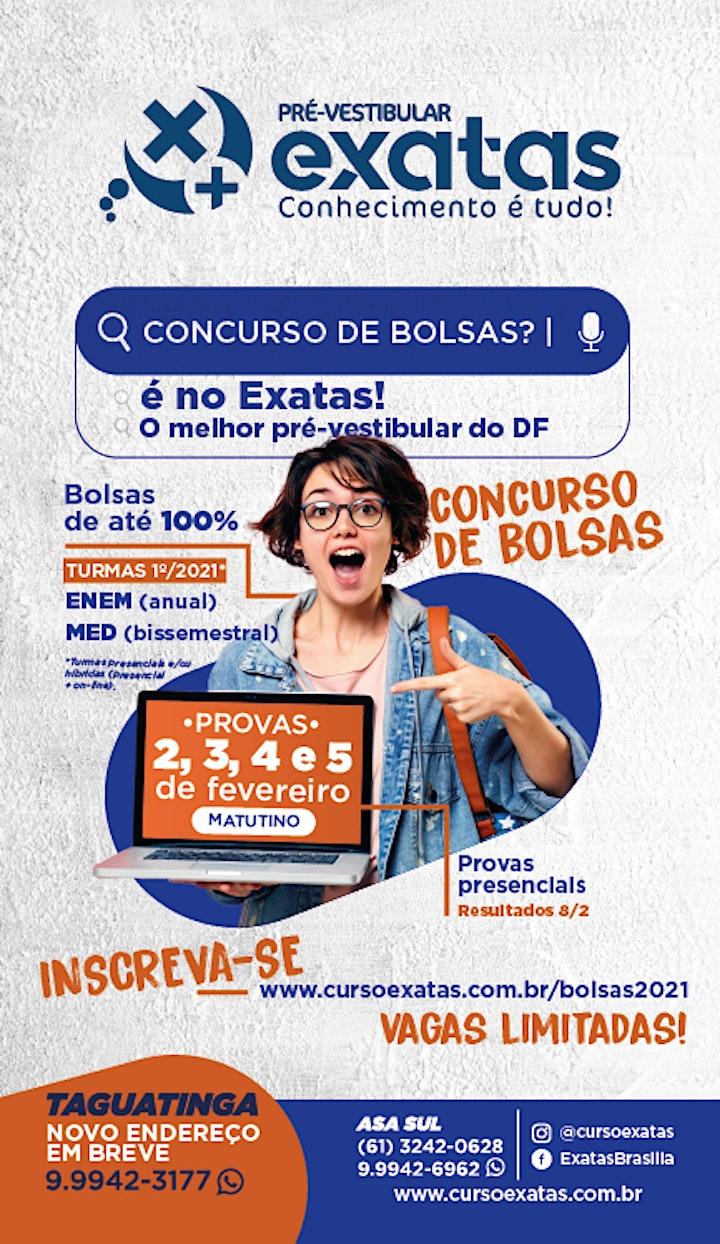 Imagem do evento Concurso de Bolsas ENEM (anual)