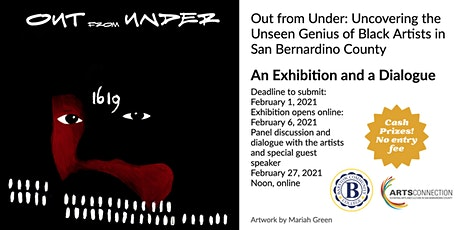 Out From Under: An Exhibition and Dialogue tickets