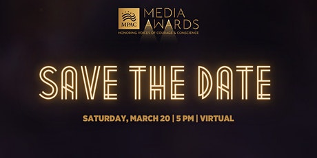 2021 MPAC Media Awards tickets