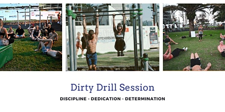 Dirty Drill Session tickets