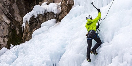 Ice Climbing in Rocky Mountain National Park tickets