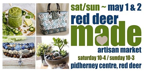 Red Deer MADE Artisan Market tickets