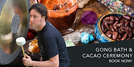 Gong Bath & Cacao Ceremony - Burleigh Heads tickets